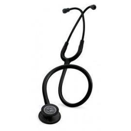 3M™ Littmann® Classic III™ Stethoscope, Black Edition Chestpiece, Black Tube, 27 inch, 5803
