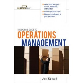 A Manager's Guide to Operations Management