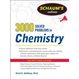3,000 Solved Problems In Chemistry Revised