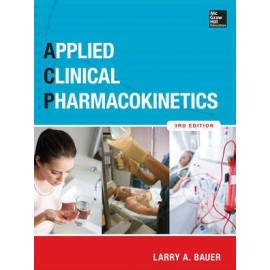 Applied Clinical Pharmacokinetics IE, 3e