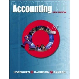 Accounting and Annual Report and CD Package, 5e