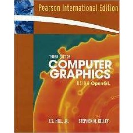 Computer Graphics Using OpenGL: International Edition, 3e