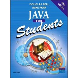 Java For Students, 5e