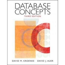 Database Concepts, 3e