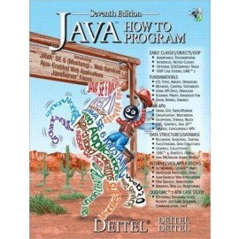 Java How to Program, 7th Edition
