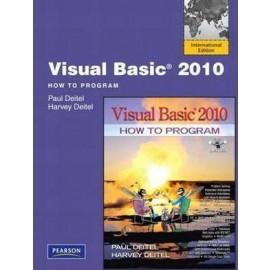 Visual Basic 2010 How to Program, 5e