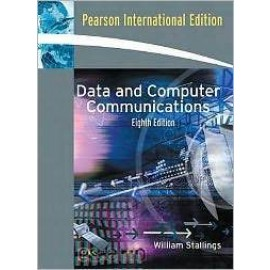Data and Computer Communications: International Edition, 8e