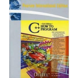 C++ How to Program:International Edition, 6e