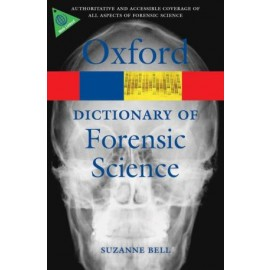 A Dictionary of Forensic Science