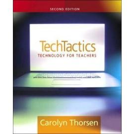 Tech Tactics: Instructional Models for Educational Computing, 2e