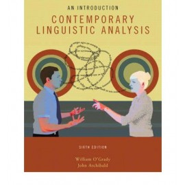 Contemporary Linguistic Analysis