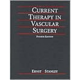 Current Therapy in Vascular Surgery, 4th Edition**