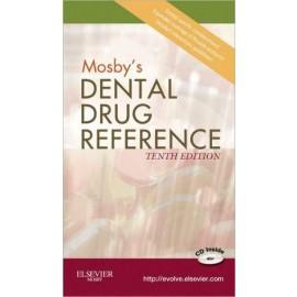 Mosby's Dental Drug Reference, 10e **