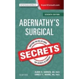 Abernathy's Surgical Secrets, 7th Edition