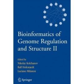 Bioinformatics of Genome Regulation and Structure: v. 2