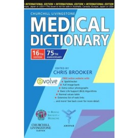 Churchill Livingstone Medical Dictionary IE, 16th Edition
