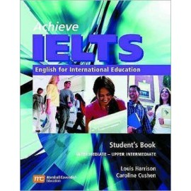 Achieve IELTS 1: English for International Education