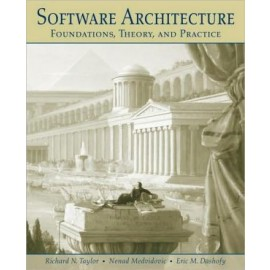 Software Architecture - Foundations, Theory, and Practice (WSE)