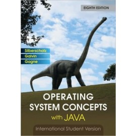 Operating System Concepts with Java 8e International Student Version (WIE)