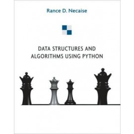Data Structures and Algorithms Using Python (WSE)