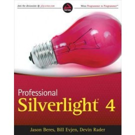 Professional Silverlight 4 +WS
