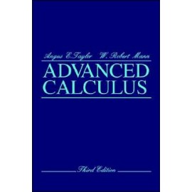 Advanced Calculus 3e