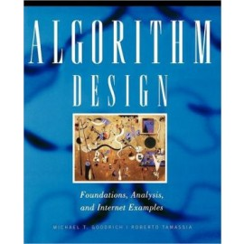 Algorithm Design - Foundations, Analysis & Internet Examples (WSE)