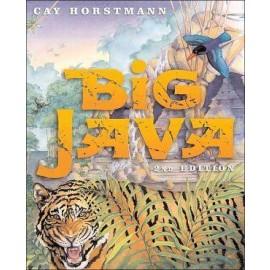 Big Java, 2e