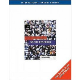 Adapted Intl Stdt Ed-the Basics of Social Research