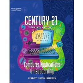 Century 21 Computer Applications and Keyboarding