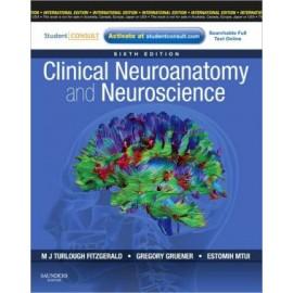 Clinical Neuroanatomy and Neuroscience, IE, 6e