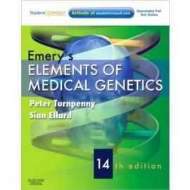 Emery's Elements of Medical Genetics, 14e