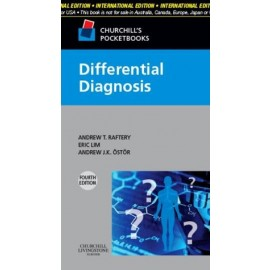 Churchill's Pocketbook of Differential Diagnosis, IE, 4e