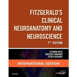 Clinical Neuroanatomy and Neuroscience, International Edition, 7th Edition