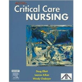 ACCCN's Critical Care Nursing **