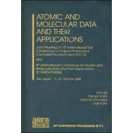 Atomic and Molecular Data and Their Applications