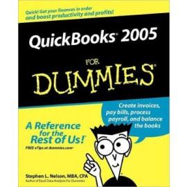 QuickBooks 2005 for Dummies