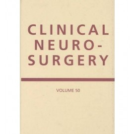 CLINICAL NEUROSURGERY VOLUME 50