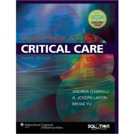 Civetta, Taylor and Kirby's Critical Care, 4e