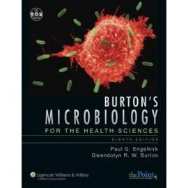 Burton's Microbiology for the Health Sciences, 8e **