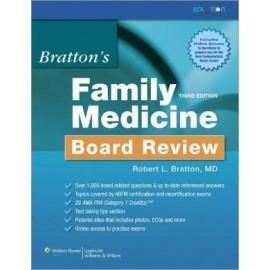 Bratton's Family Medicine Board Review, 3e