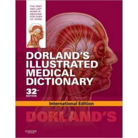 Dorland's Illustrated Medical Dictionary IE, 32e