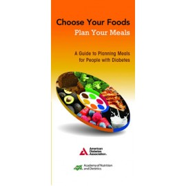 Choose Your Foods: Plan Your Meals