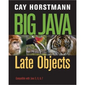 Big Java Late Objects WSE
