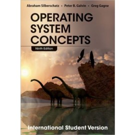 Operating System Concepts 9e International Student Version (WIE)