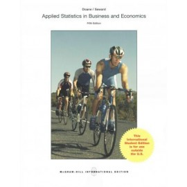 Applied Statistics in Business and Economics 5E