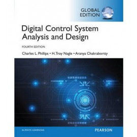 Digital Control System Analysis & Design, Global Edition, 4e