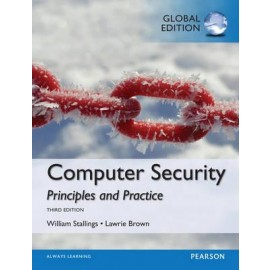 Computer Security: Principles and Practice, Global Edition, 3e