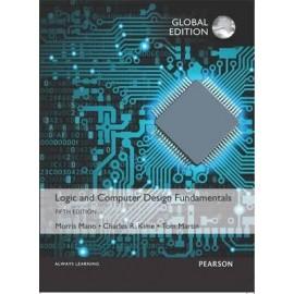 Logic and Computer Design Fundamentals, Global Edition, 5e