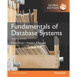 Fundamentals of Database Systems, Global Edition, 7e